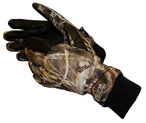 Glacier Glove Alaska Pro Camo Waterproof Insulated Glove
