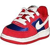 Nike Toddler Boys Force 1 Gym Red Sail Deep Royal Blue Sneaker