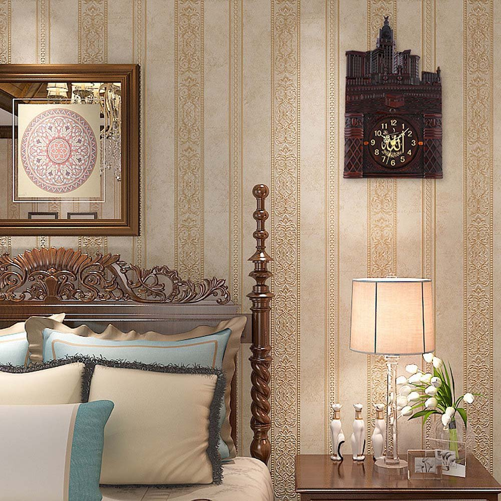 Nicknocks Vintage Islamic Mosque Azan Wall Clock Muslim Prayer Home Room Decor Gift Buy Online In El Salvador At Elsalvador Desertcart Com Productid 115286326