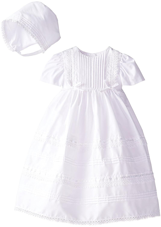Amazon.com: Haddad Brothers Baby-Girls Newborn Christening Baptism ...