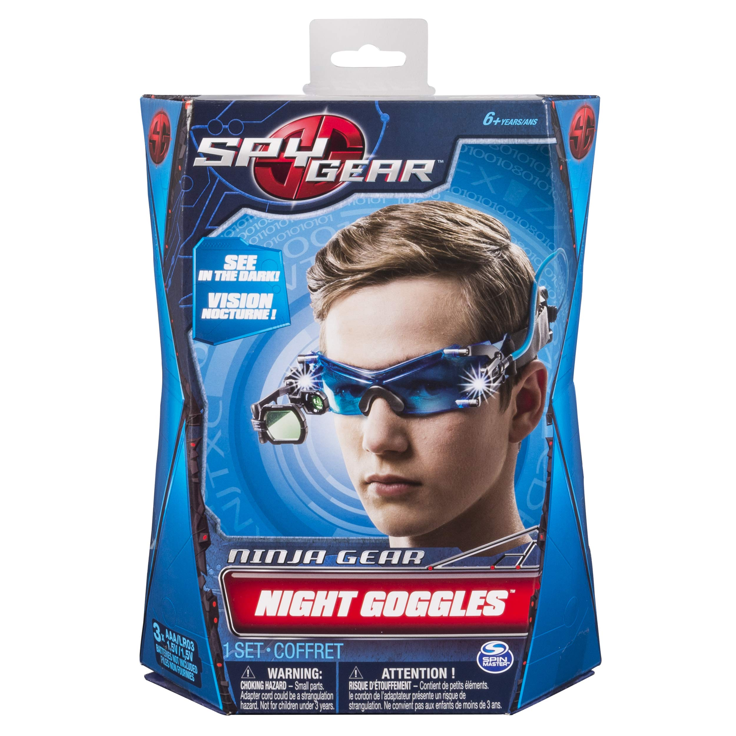 Spy Gear - Ninja Gear - Night Goggles by SpinMaster