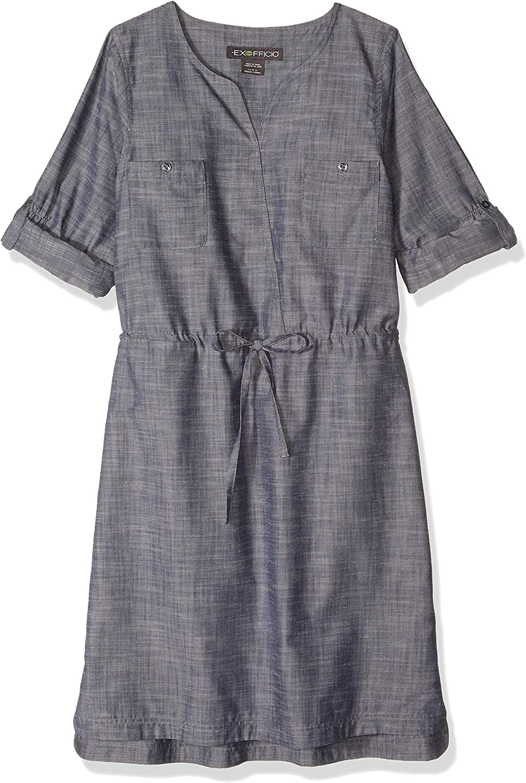 Image of Dresses ExOfficio Women's Sol Cool Chambray Dress