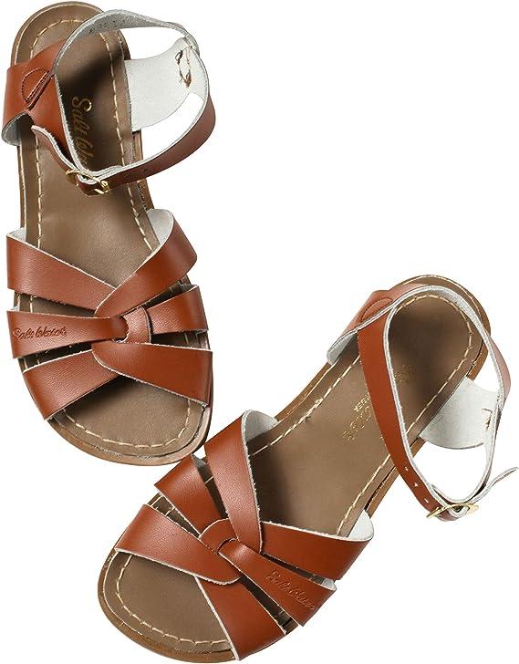 Saltwater Sandals Original - Tan Adult
