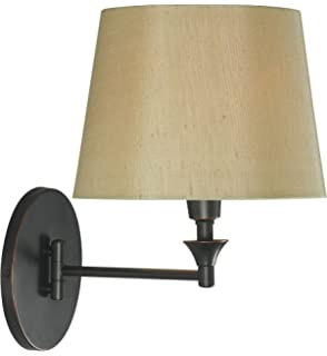 Kenroy Home 32180ORB Martin Wall Swing Arm Lamp