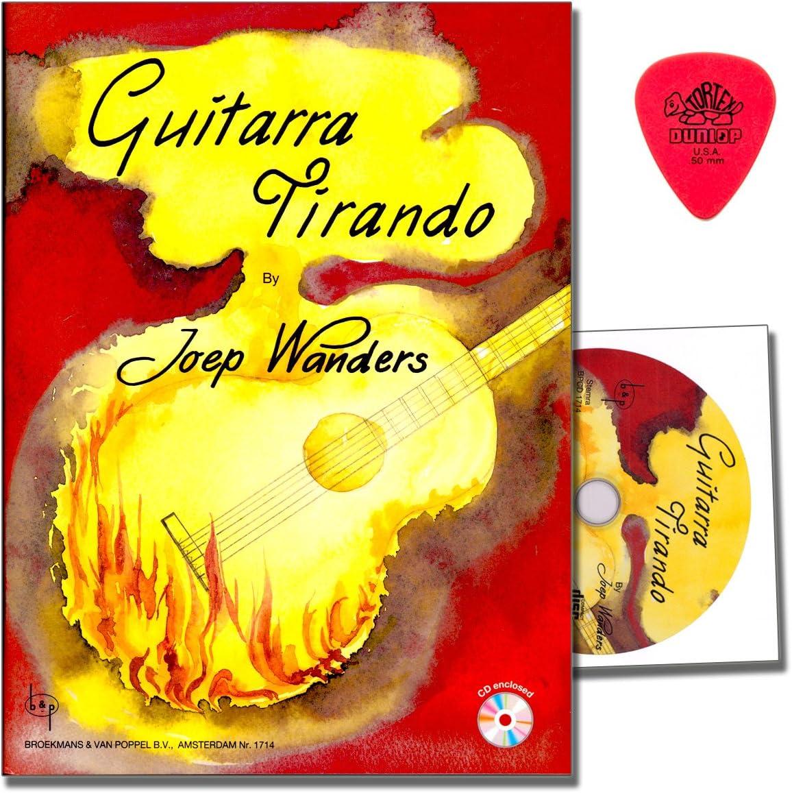 Guitarra Tirando de joep Wanders – Contiene 39 kompositionen, en ...