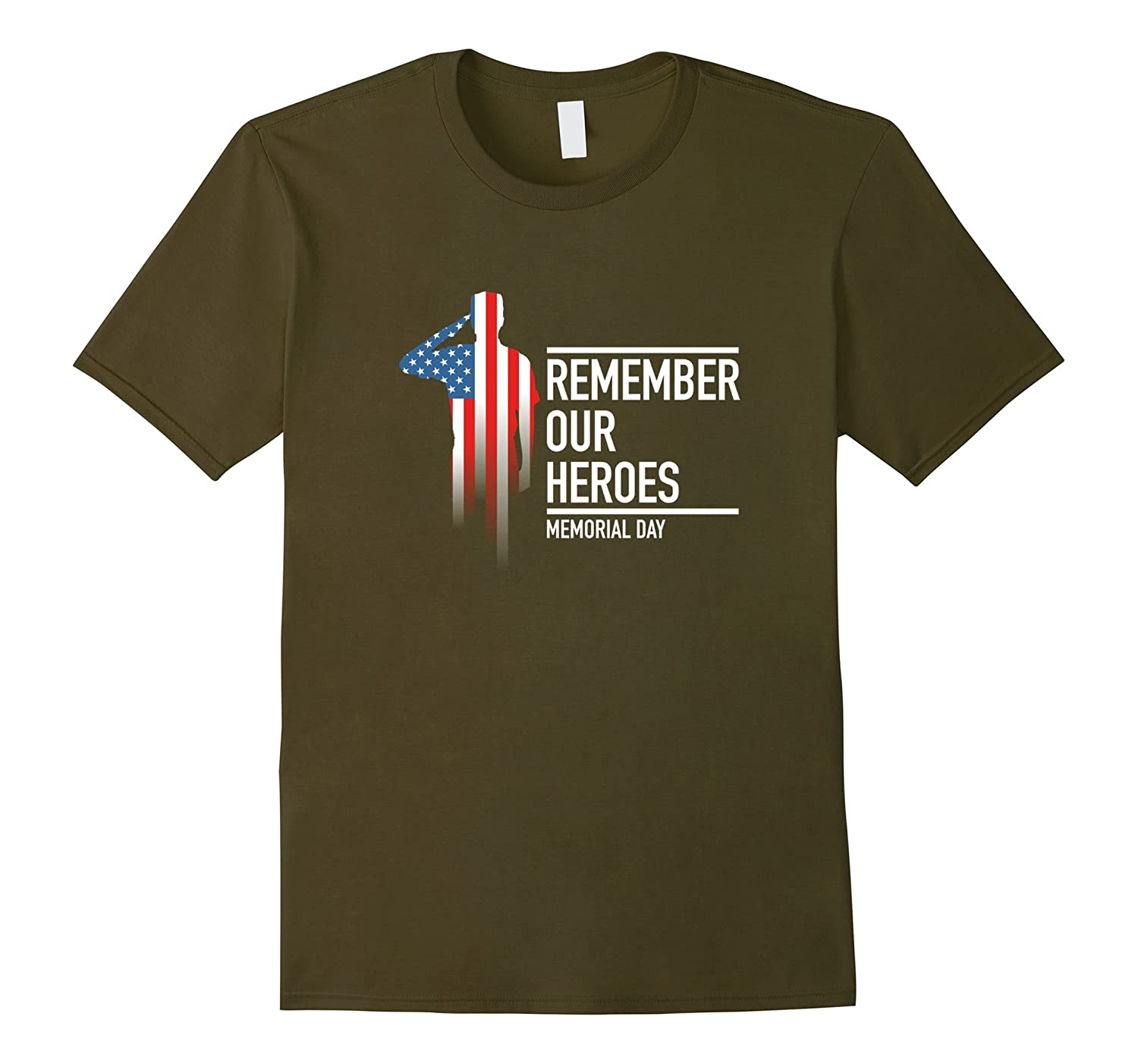 Memorial Day Shirt - makes for a great Memorial Day gift!-TH