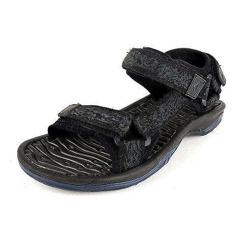 McKinley - Sandalias de senderismo para hombre Joik 3 M - en negro azul  bca5169cdaf53