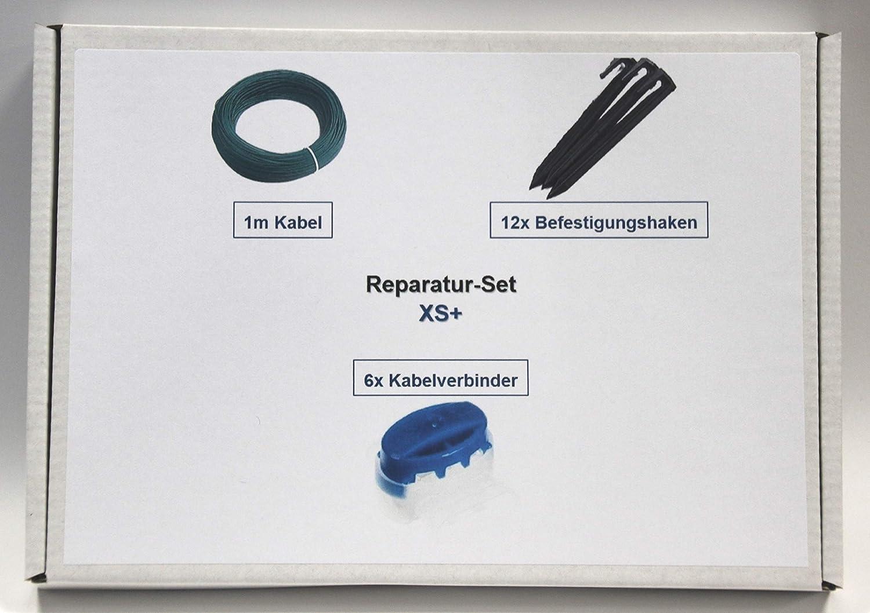 genisys Juego de reparación XS Kärcher Robot cortacésped RLM 4Ganchos de Cable Conector del Paquete