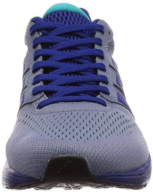 adidas Adizero Boston 7 m, Zapatillas de Running para Hombre, Gris (Raw Steel S18/Mystery Ink F17/Hi-Res Aqua F18), 44 2/3 EU: Amazon.es: Zapatos y complementos