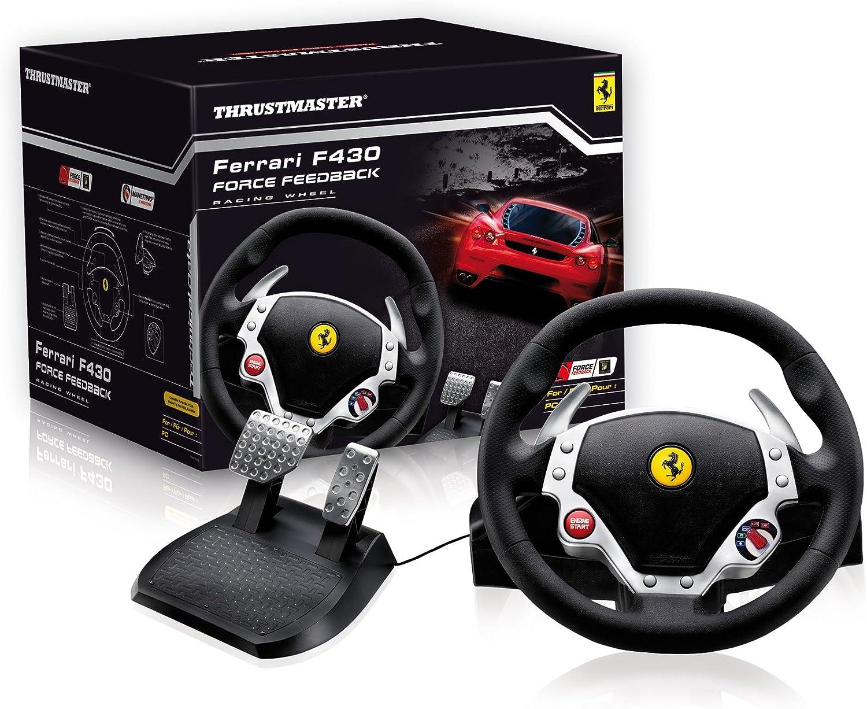 Ferrari f430 force feedback racing wheel