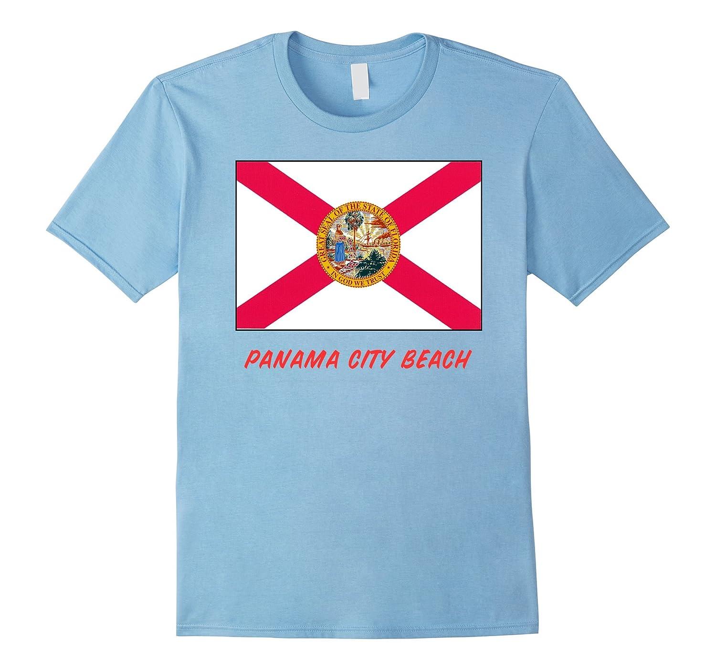 Souvenir Panama City Beach Florida T-Shirt-CD