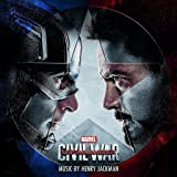 Captain America: Civil War (Henry Jackman)