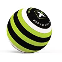 TriggerPoint MB1 massagebal, gerichte spierontspanning, draagbare zelfmassage, spier- en bindweefselmassage, groen, 5 cm