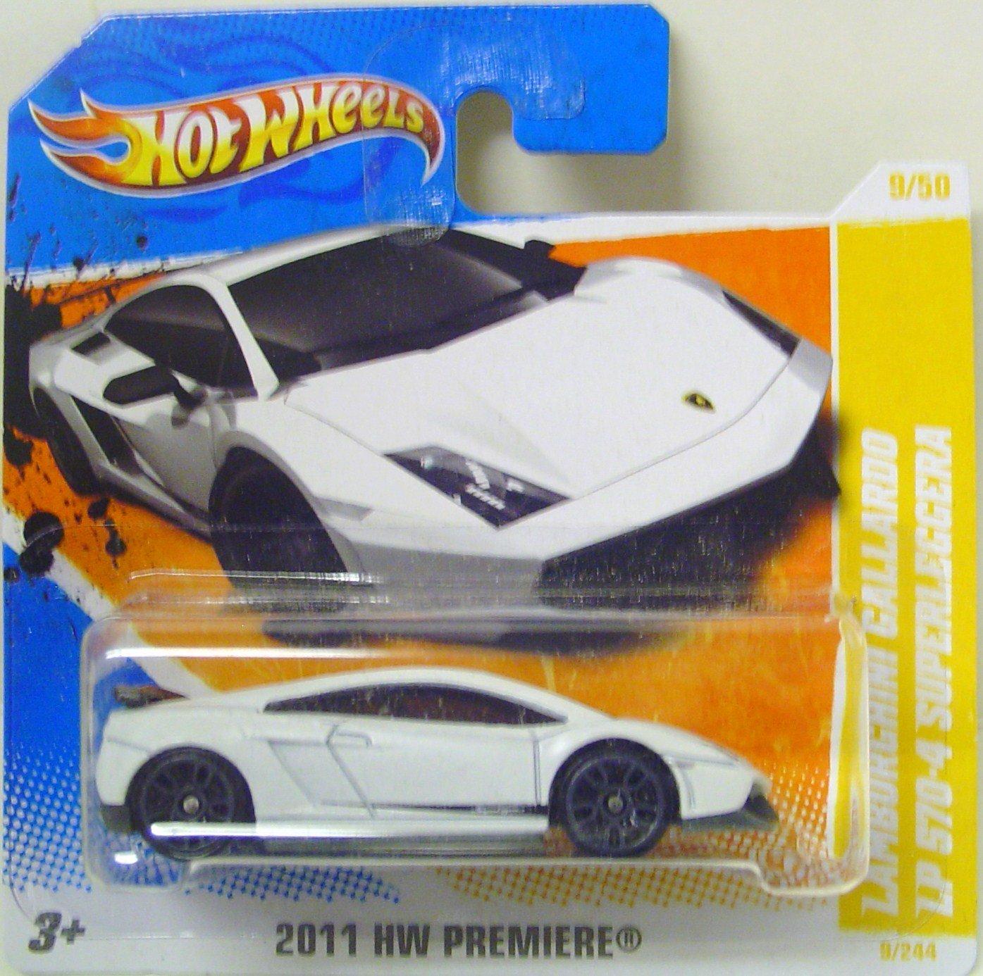 hot wheels lamborghini gallardo lp 570 4 superleggera in white amazoncouk toys games
