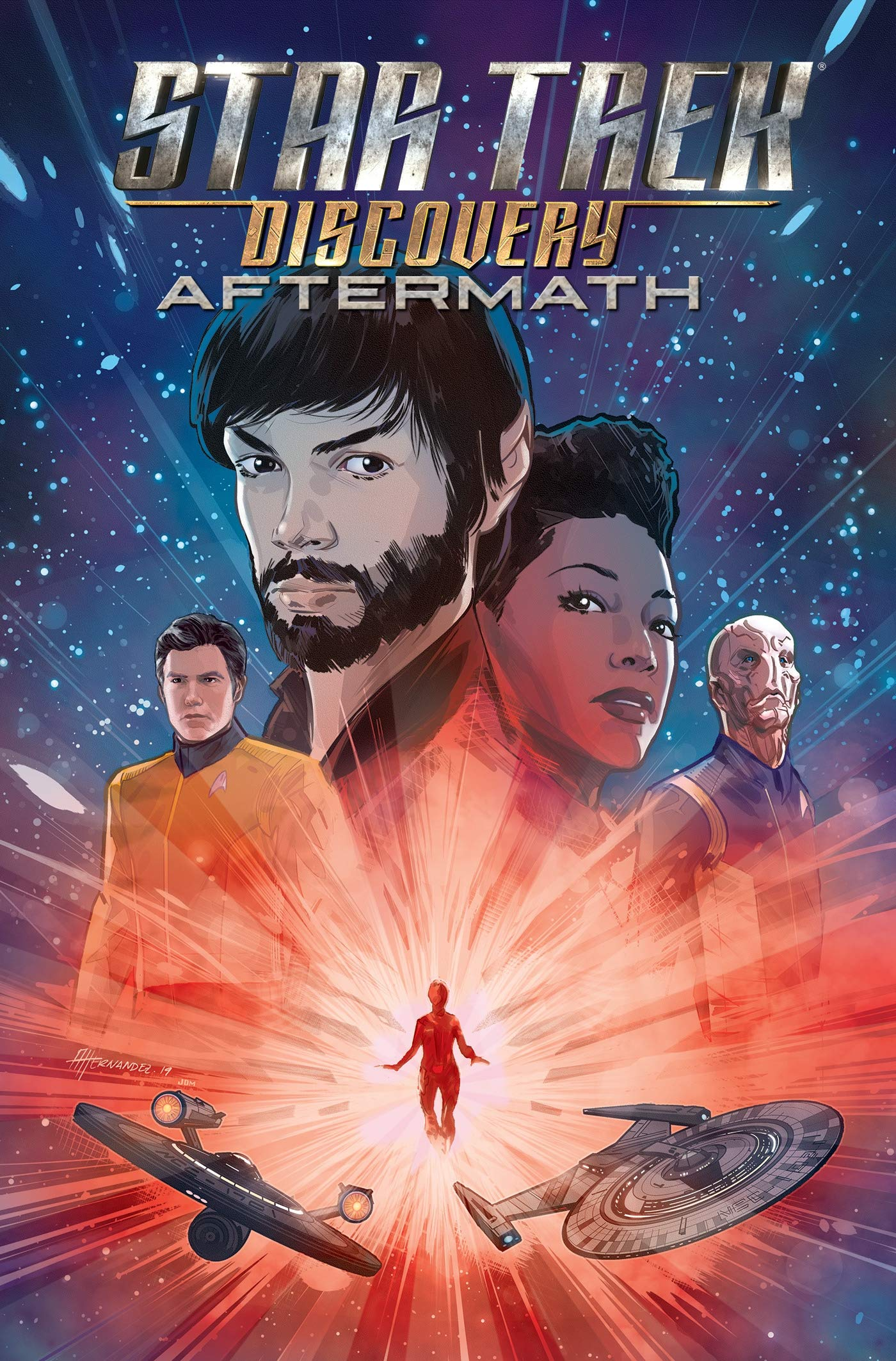 Star Trek: Discovery - Aftermath: Beyer, Kirsten, Johnson, Mike ...