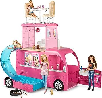 Amazon.es: Barbie Caravana, accesorios para las muñecas (Mattel ...