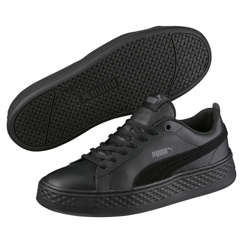 fa30e7ebf2b23 Puma Women's Smash Platform L Leather Sneakers