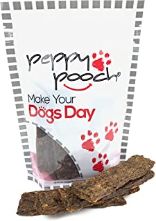 product image for Peppy Pooch Beef & Venison Sausage Sticks - Dog Treats 9 oz. All Natural and Made in USA.