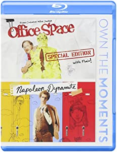 Office Space+napoleo Bd Df-sac [Blu-ray]
