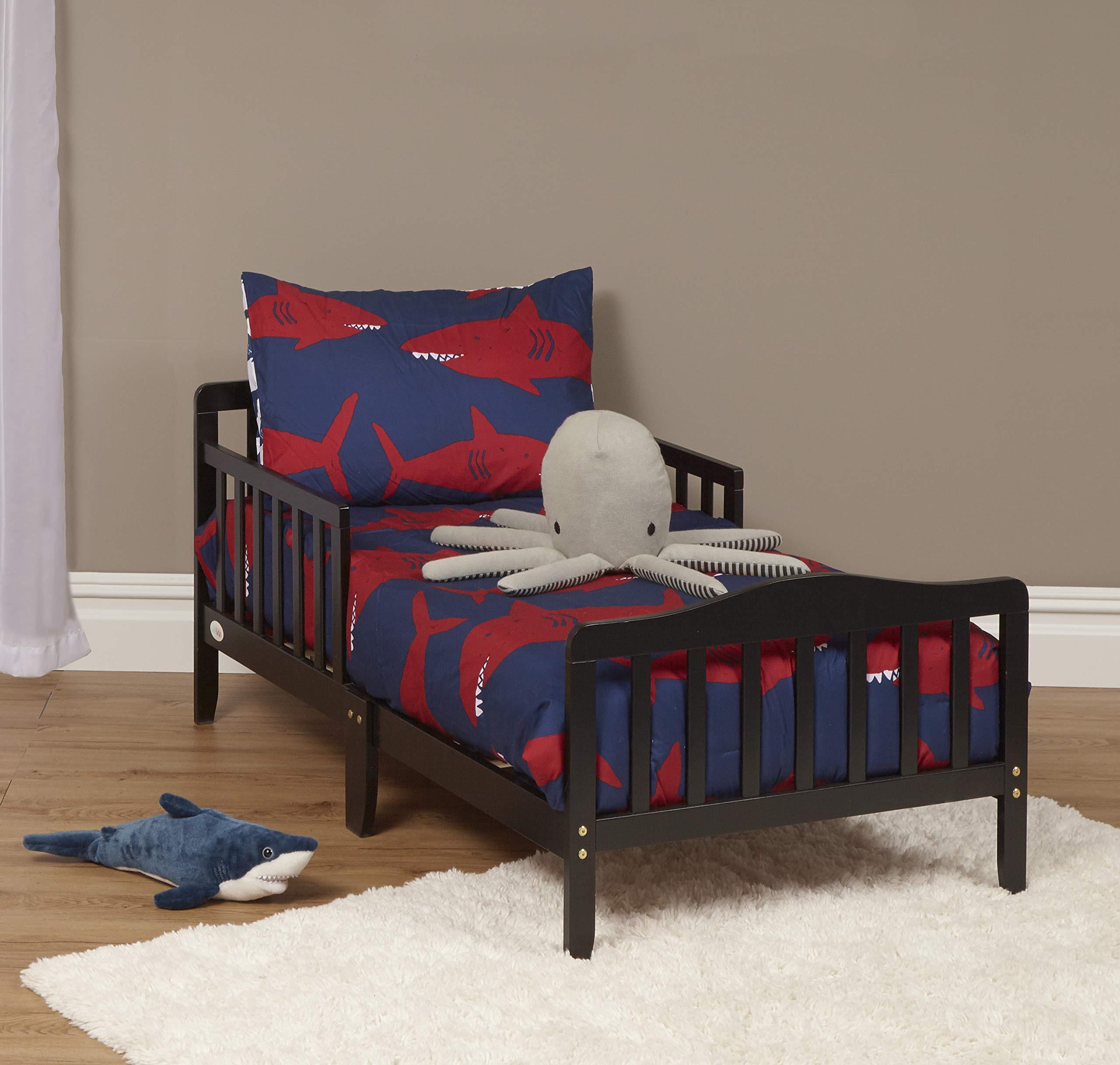 Suite Bebe Blaire Toddler Bed, Black by Suite Bebe