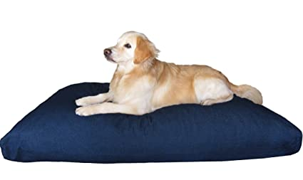 Amazon Com Dogbed4less Xxl Extra Large Memory Foam Pet Bed Pillow