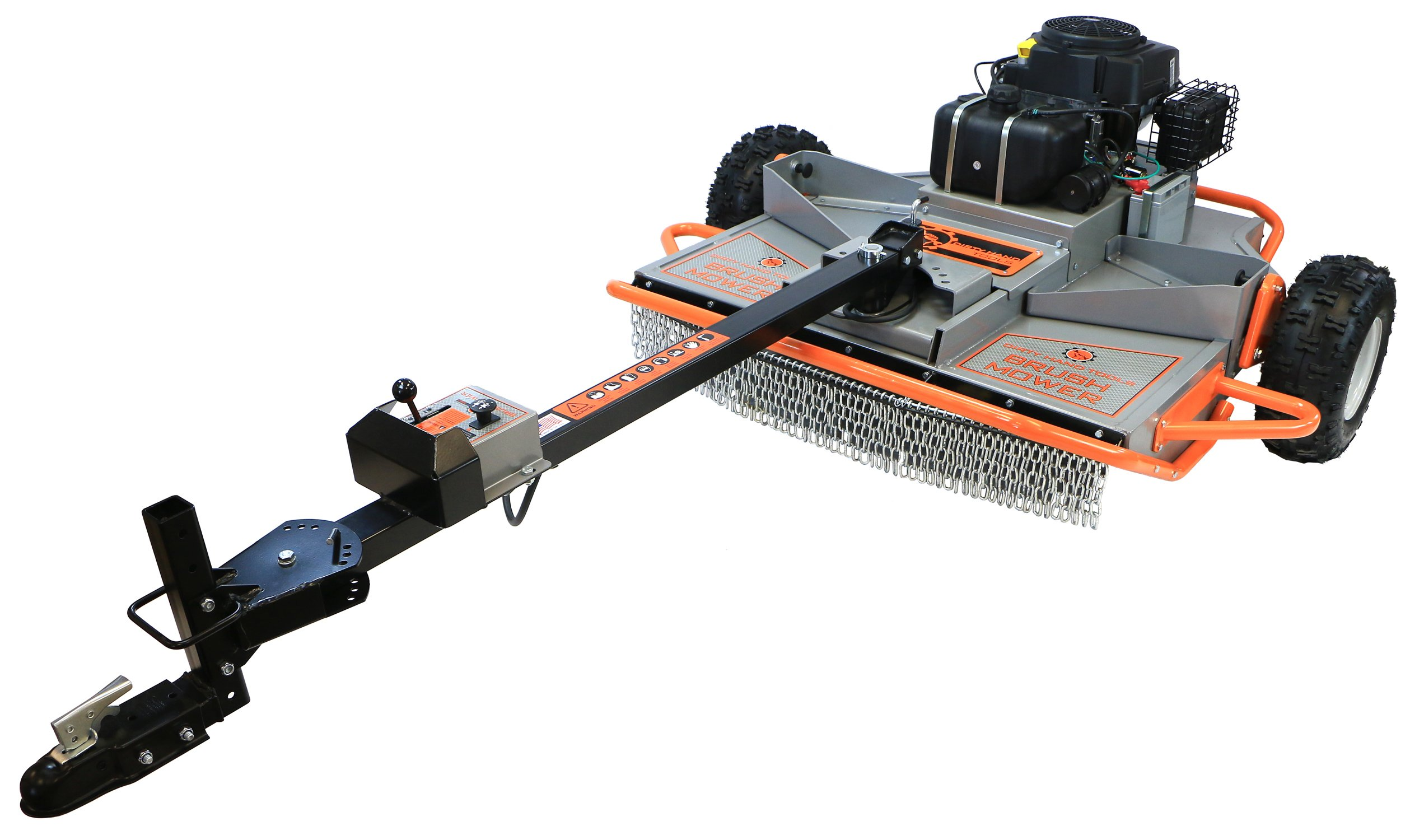 Dirty Hand Tools 106717 Tow Behind Mower