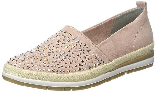 Marco Tozzi 24202, Mocasines para Mujer, Rosa (Rose Comb 596), 40 EU: Amazon.es: Zapatos y complementos