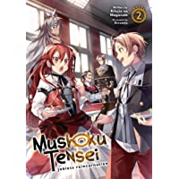 Mushoku Tensei Jobless Reincarnation Light Novel 2