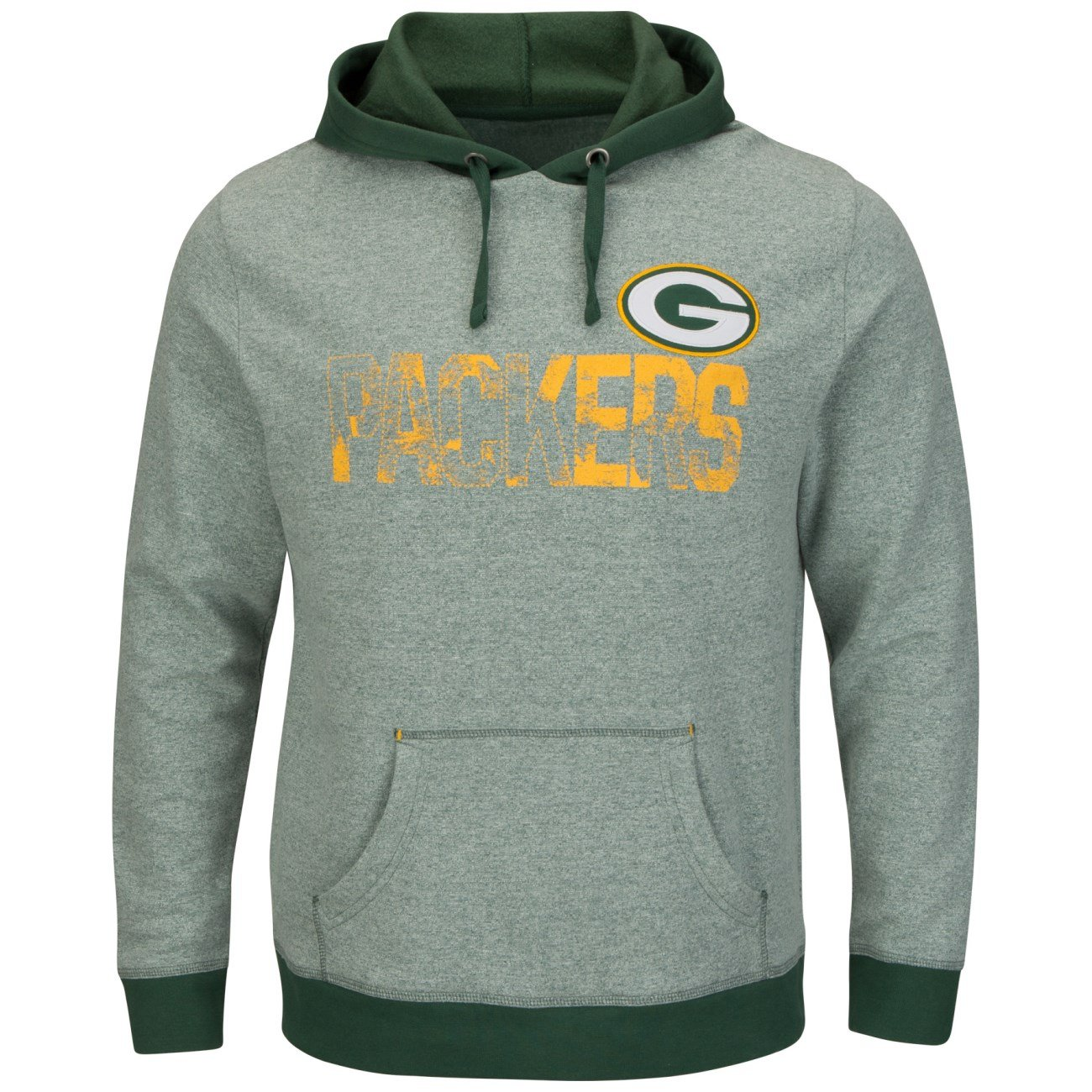 (X-Large) - Green Bay Packers Majestic NFL