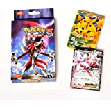 100 Pcs Pokemon EX GX MEGA Trainer Energy cards