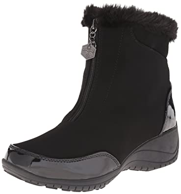 Popular Women Khombu Alice Black Free Shipping BOTH Ways boots W8l JB3Wo