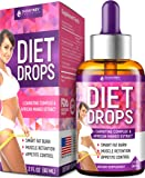 Diet Drops with L-Carnitine - Made in USA - Most