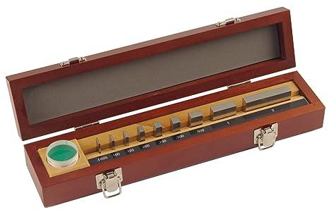 Mitutoyo 516-931-26 Steel Rectangular Micrometer Inspection Gage ...