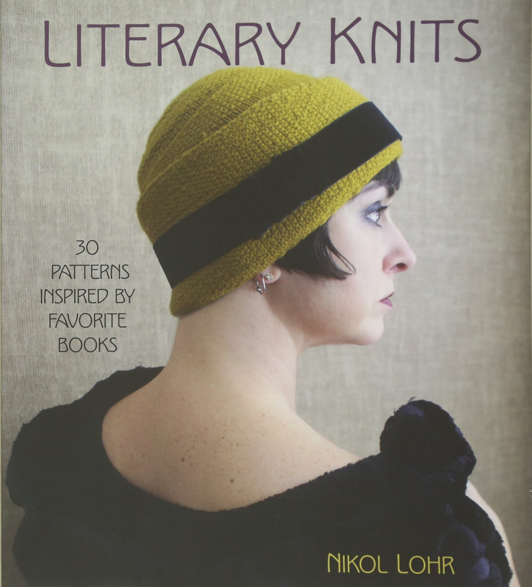 Literary Knits: 30 Patterns Inspired by Favorite Books PDF ePub book