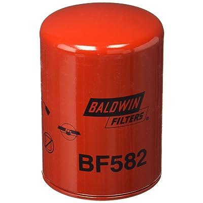 Baldwin BF582 Heavy Duty Diesel Fuel Spin-On Filter: Automotive