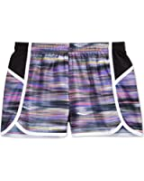 Champion Girls Colorblocked Mini Athletic Shorts