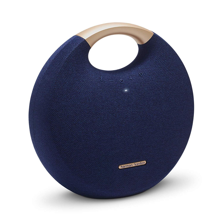 Harman Kardon Onyx Studio 5 Bluetooth Wireless Speaker (Blue)