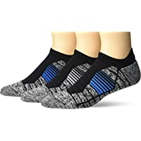 Under Armour Adult Elevated+ Performance No Show Socks, 3-Pairs