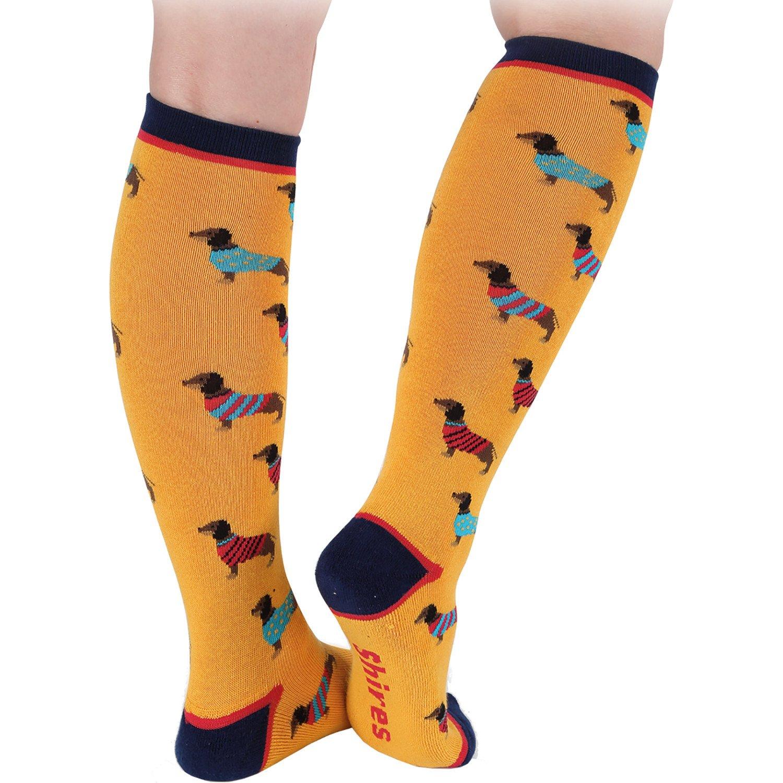 Little Jack Russells Shires Everyday Socks