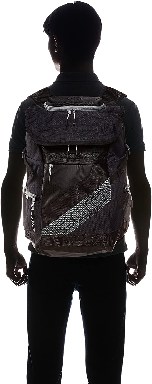 Amazon.com : OGIO International X-Train 2, Black/Silver : Sports & Outdoors