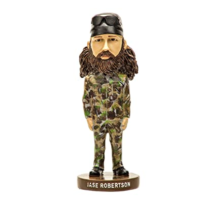 DUCK COMMANDER DC-BHJASE Bobble Head: Sports & Outdoors