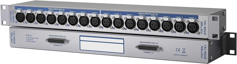 DTOX16I RME Signal Converter