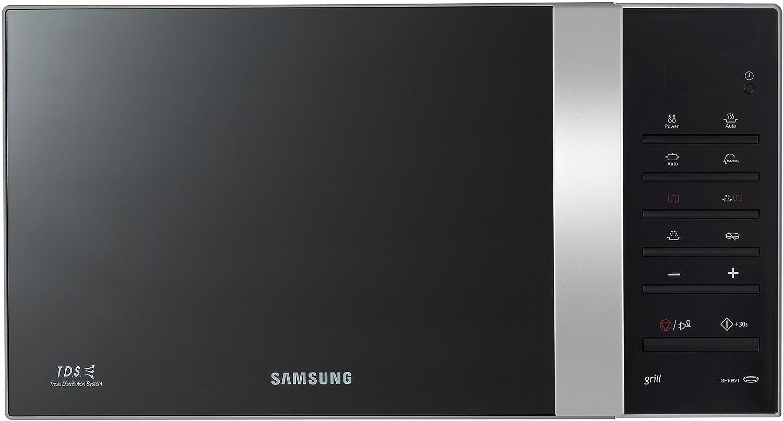 Samsung GE106VT-SX/XEG - Microondas, pantalla digital LED (6 ...