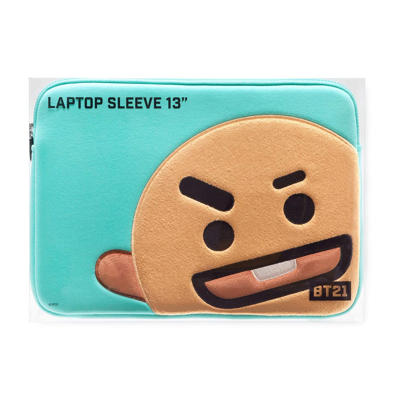 detailed look 3038e f27ea BT21 Official BTS Merchandise by Line Friends - TATA 13 Inch Laptop ...