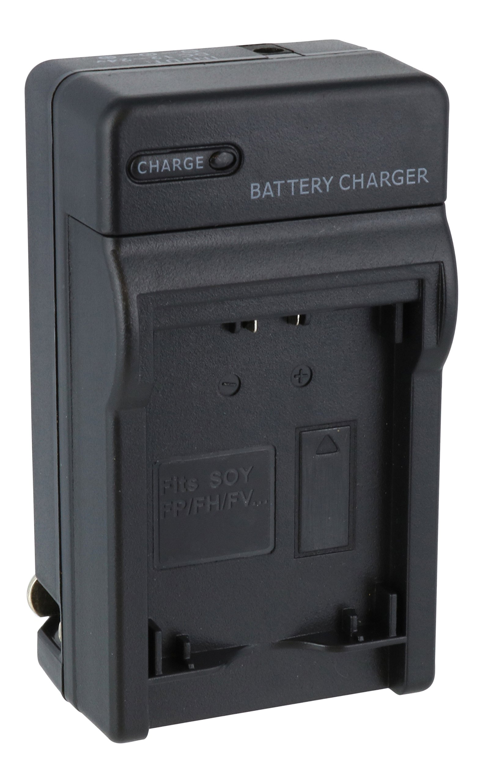 TechFuel Battery Charger Kit for Sony HDR-SR11 Camcorder - For Home, Car and Travel Use