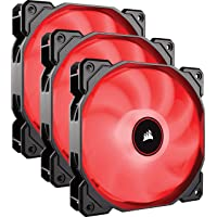 CORSAIR Low Noise Cooling Fan Red 120 mm