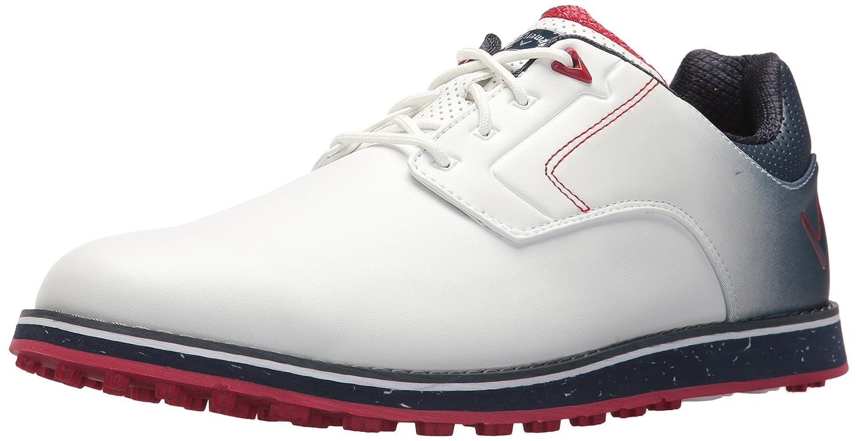 Callaway Men's Lajolla SL Golf Shoe B074L8T5Q8 12 D D US|White/Navy