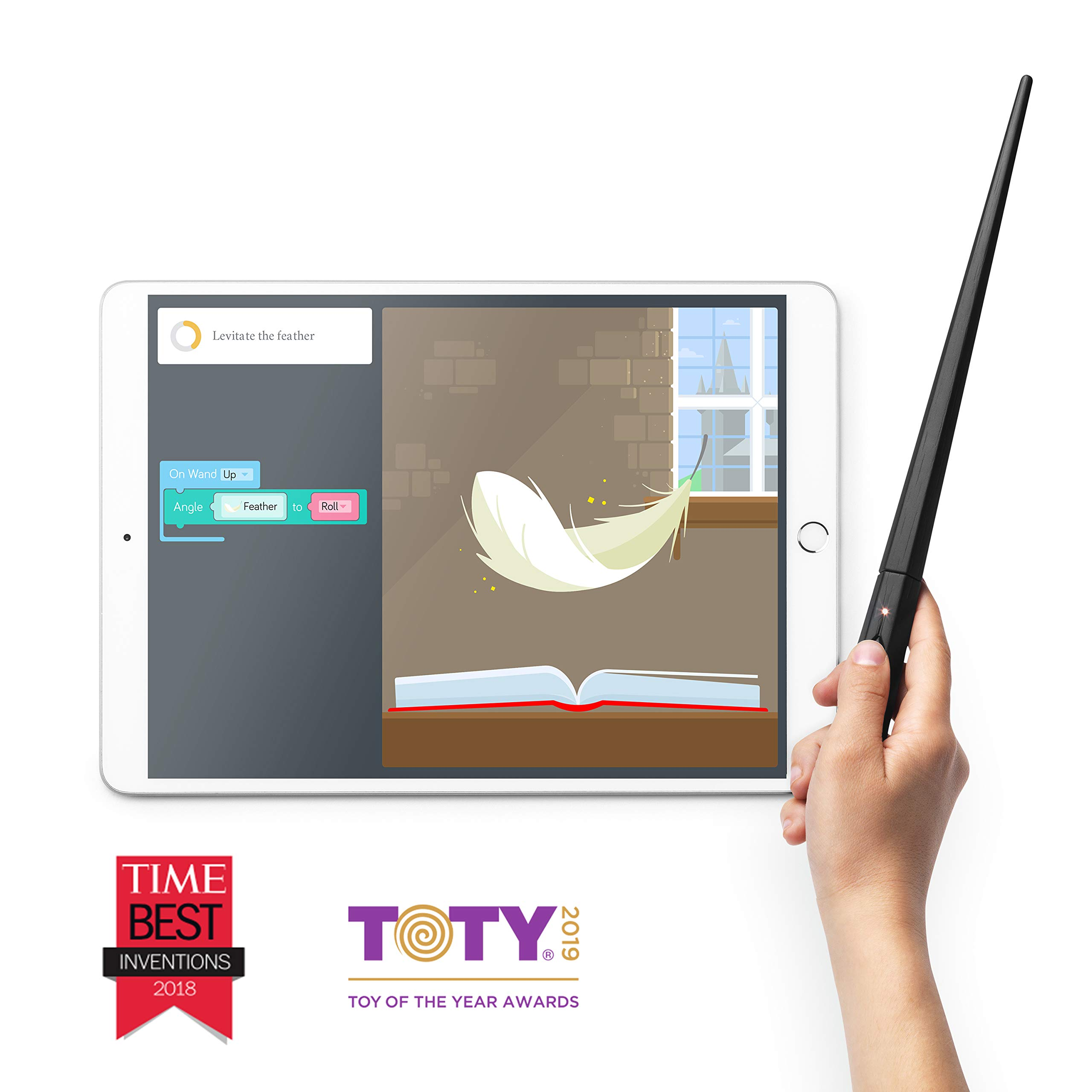 Kano Harry Potter Coding Kit - Build a Wand. Learn To Code. Make Magic. by Kano