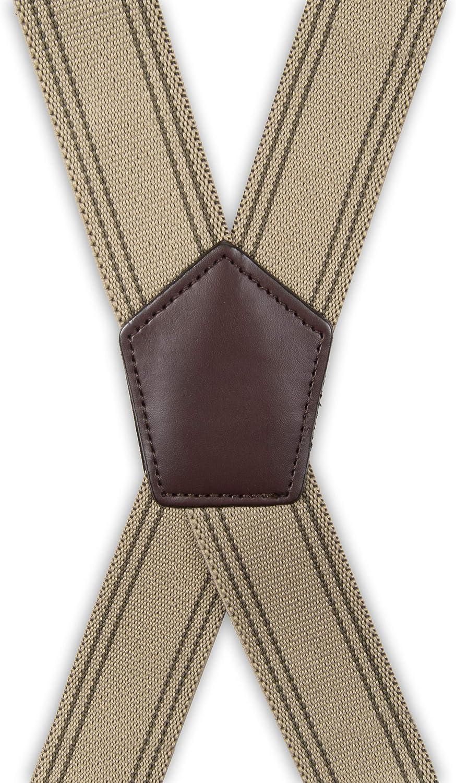 Dockers Mens Dockers 1 1//4 Inch Suspenders