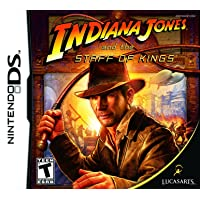 Indiana Jones & the Staff of Kings / Game